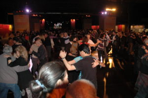 Saturday Night Milonga at Kilómetro Cero @  Milonga Kilometro Cero c/o Conservatory of Dance