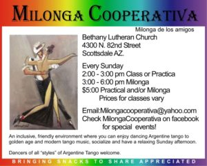 Milonga Cooperativa @ Milonga Cooperativa